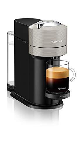 professionnel comparateur KrupsVertuo Next Machine à café gris clair Machine à expresso Nespresso Machine à café 5 tasses 1.1l… choix