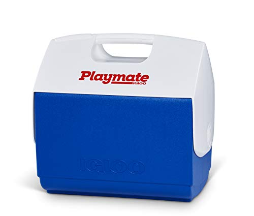 Igloo Playmate - Nevera portátil (15 litros), color azul