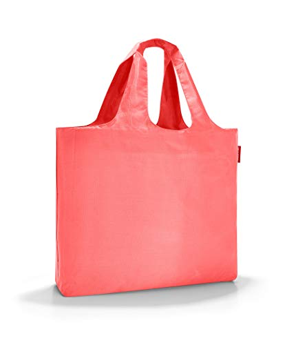 reisenthel mini maxi beachbag Strandtasche 62,5 x 42 x 13 cm / 40 l / coral