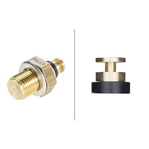 HELLA 6PT 009 309-441 Sensor, Öltemperatur - 12V - geschraubt