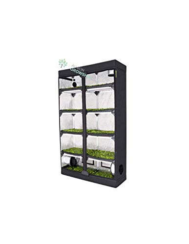PROBOX Propagator XL - 120x40x200cm - Garden High Pro