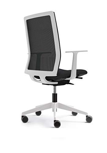 Silla de oficina, FORMA 5 Sentis, silla de escritorio ergonómica, anti problemas lumbares - silla de trabajo profesional, mobiliario oficina personalizable