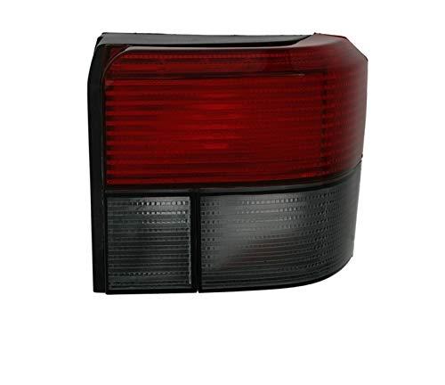 V-maxzone Vt540p droite Queue de feu arrière Rouge Noir