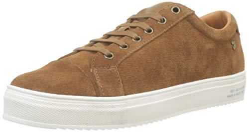 GIOSEPPO Męskie buty wsuwane 56801-p, brązowy - Braun Camel Camel - 44 EU