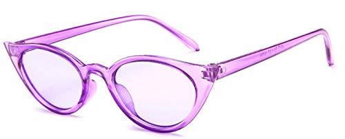 Gafas De Sol Hombre Mujeres Ciclismo Gafas De Sol para Mujer Gafas De Sol Gafas De Sol Rojas para Mujer Mujer-Morado