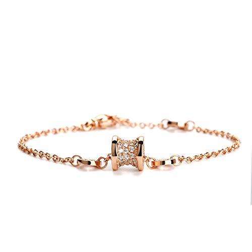 Kleine taille armband dames volledige diamanten armband