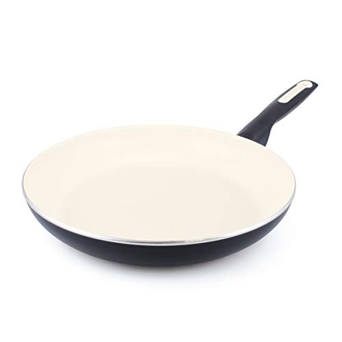 GreenPan Rio Healthy Ceramic Nonstick, Frying Pan,...
