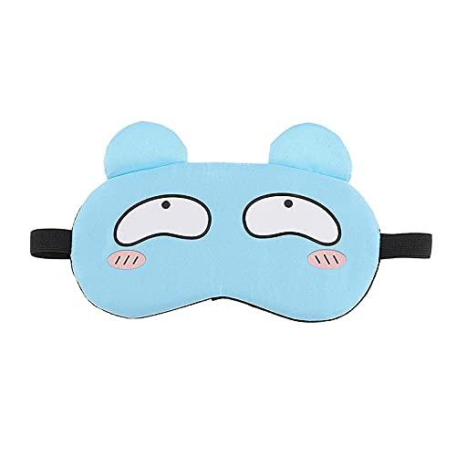 目隠しアイマスクスリープマスク眼疲労通気性アイマスクを減らす アイマスク ZJSXIA
