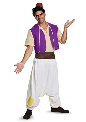 Disguise Limited Aladdin Street Rat Adult Fancy Dress Costume Medium