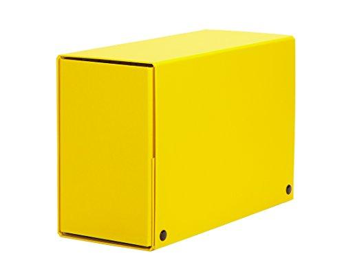 PARDO 879231 - Estuche de proyectos con broche, 120 mm, color amarillo