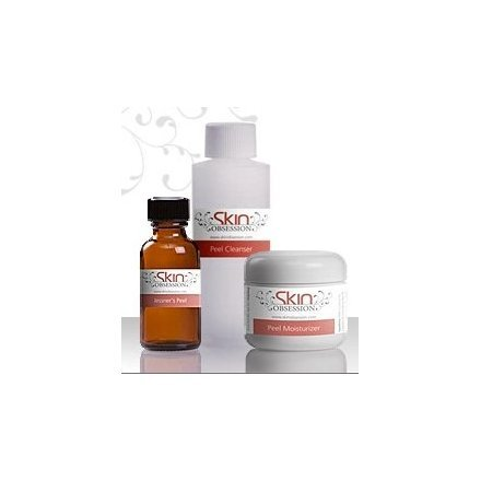 Skin Obsession Jessner's Chemical Peel Kit Anti-aging and Anti-acne Skin Care Treatment