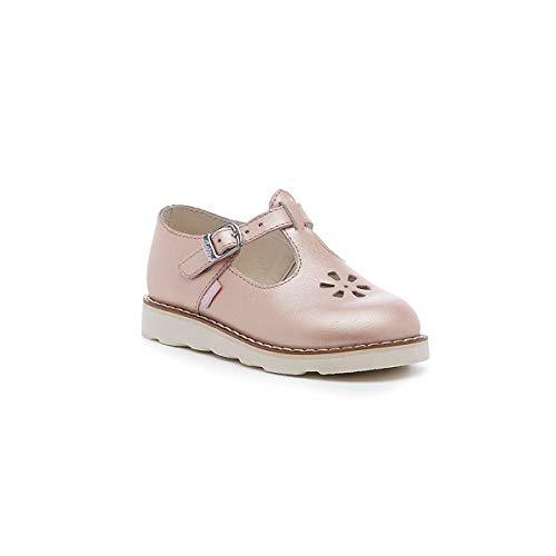 Aster Bingo Baby-Sandalen Mädchen, Beige - beige - Größe: 21 EU