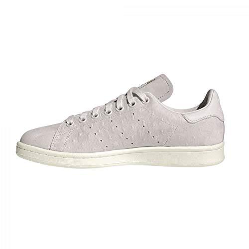 adidas Stan Smith W, Zapatillas de Deporte Mujer, Multicolor (Tinorc/Tinorc/Casbla 0), 43 1/3 EU