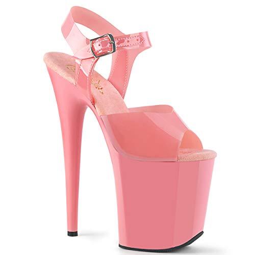 Pleaser Women's Flamingo-808N Ankle-Strap Sandal