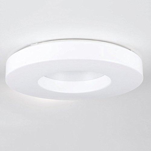 WGZ- LED plafondlamp Moderne minimalistische ronde acryl slaapkamer verlichting Aisle keuken en badkamer aluminium lampen Mode (Size : A)
