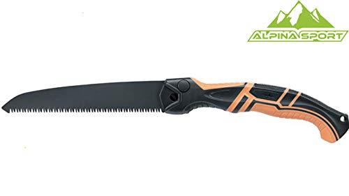 Alpina Sport Saw Säge, Schwarz, One Size