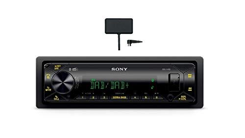 Sony DSX-B41KIT Autoradio DAB+ Tuner, inkl. DAB-Antenne, Bluetooth-Freisprecheinrichtung