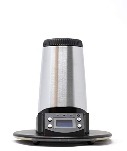 Extreme-Q Vaporizer Limited Edition 2021 - Vaporizzatore senza nicotina, colore: Argento