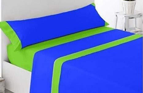 Energy Colors Textil - Hogar Juego SÁBANAS DE Verano