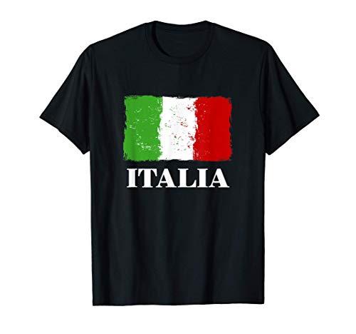Bandiera italiana Maglietta