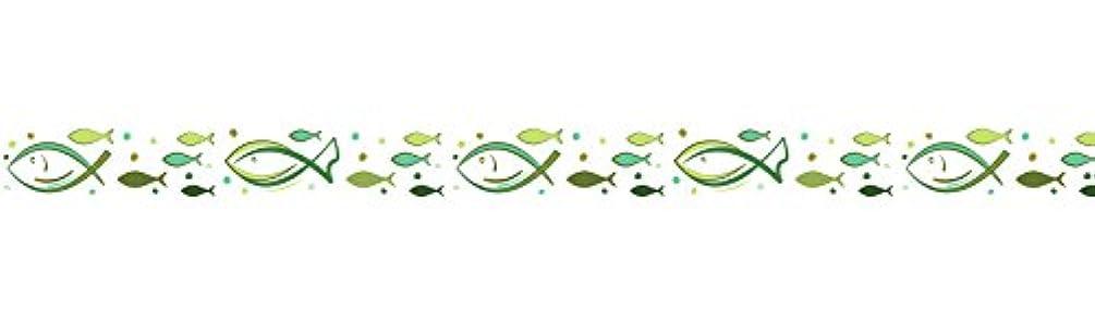 Ursus 590500194?Masking Tape Green Spirit?–?6?mm x 10?m Green/White
