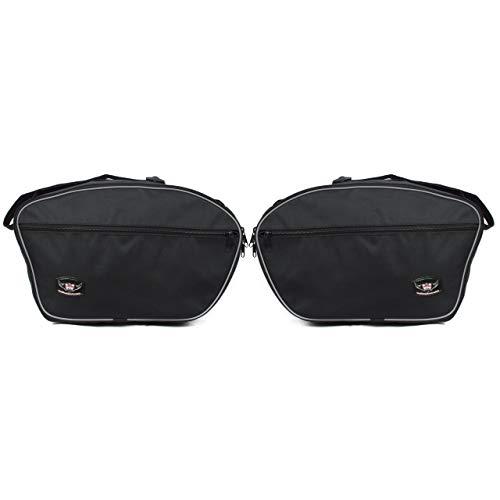 GREAT BIKERS GEAR - Motorradkoffer-Innentaschen passend für Seitenkoffer Ducati Multistrada 1200 bis 2014 tolle qualität