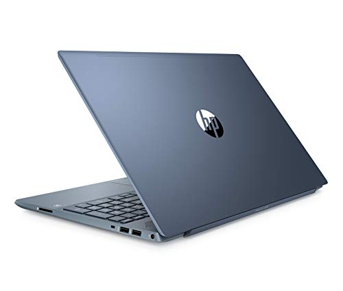 HP Pavilion Laptop HD, Pantalla 15″, Procesador AMD Ryzen 5 3500U(2a), 12GB RAM, 1TB+128GB SSD, Azul…