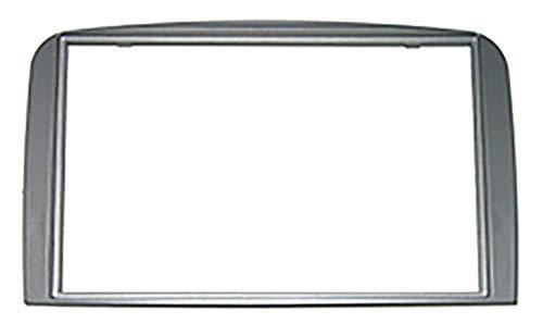 Autoleads DFP-09-05 Adaptateur de façade d'autoradio Double DIN pour Alfa 147 (05>) GT Noir