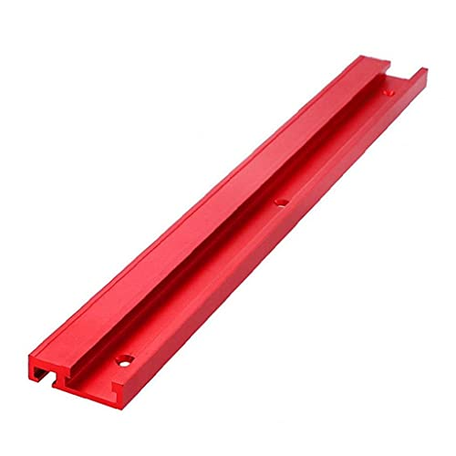 T-Track T-Slot Miter Track Aluminium Alloy 45 Type Saw Guide Router Jig Straight Edge Tool for Woodworking DIY