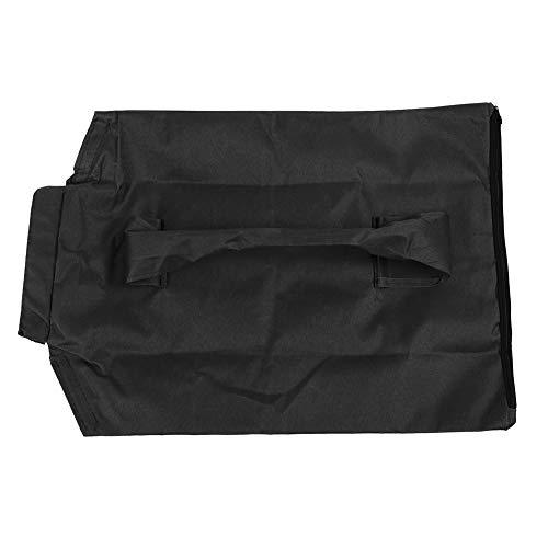 Ichiias Katzentasche, Katzenpflegetasche, Tierbedarf Haustier Sling Carrier Verstellbare Pflegetasche Tragbar für Reisen im Freien(Black)