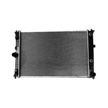 TYC 2306 For FORD//Mazda 1-Row Plastic Aluminum Replacement Radiator
