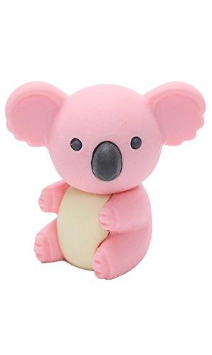 Goma de borrar, koala rosa, de Iwako, Japón