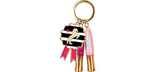 Die Spiegelburg 15339 Schlüsselanhänger Mini-Lipgloss I Love Horses