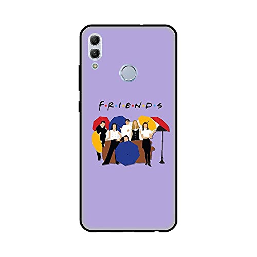 通用 Huawei P8 Lite 2017 Funda Carcasa Silicona Suave Case Cover TPU Protectora para Huawei P8 Lite 2017 (LYJ2)