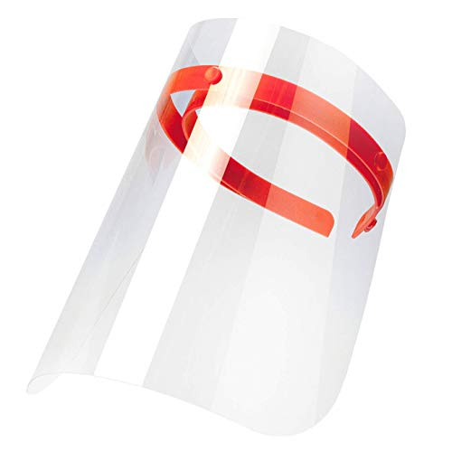 Face Shield   General Lifestyle Design for Personal and Family Use   Does not Fog   Cleanable and Reusable   for Men and Women