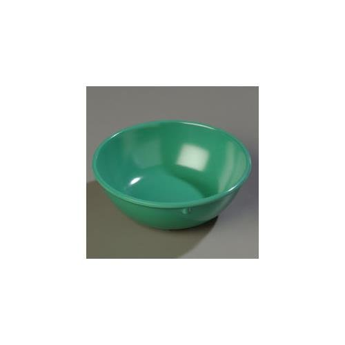 14 oz Melamine Nappie Bowl, Meadow Green