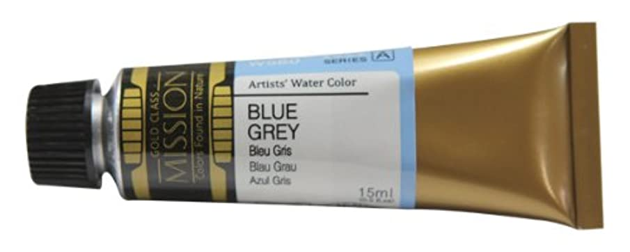 Mission Gold Water Color, 15ml, Blue Grey