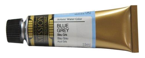 Mijello Mission Gold Water Color, 15ml, Blue Grey