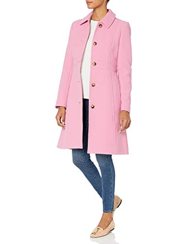 cute pink coat for women