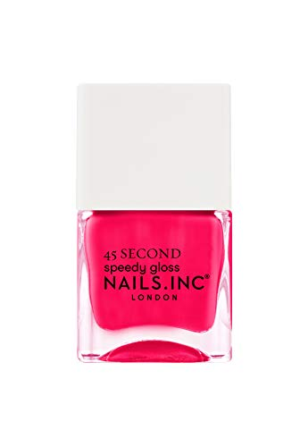 Nails.INC 45 Second Speedy Gloss No Bad Days in Nottinghill 14 ml
