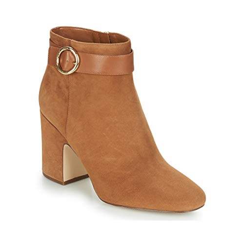 MICHAEL MICHAEL KORS Alana Bootie Botines/Low Boots Mujeres Camel Botines