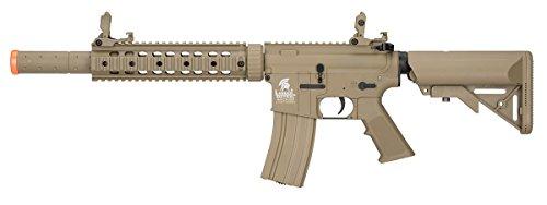 Lancer Tactical M4 Gen 2 AEG Electric Airsoft Rifle Gun