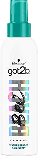 Schwarzkopf got2b Salz-Spray Beach BEE Dagi Bee, 6er Pack (6 x 200 ml)