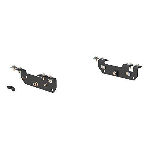 CURT 16424 5th Wheel Installation Brackets, Select Ford F-250, F-350, F-450 Super Duty