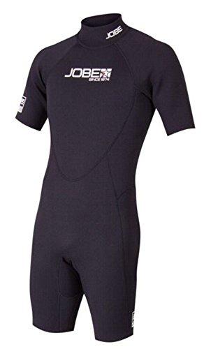 Jobe Herrenanzug Wasseranzug Neopren Anzug Surfanzug Wakeboardanzug Schwimmanzug Herren Progress Shorty C-Flex Schwarz Gr. XXL