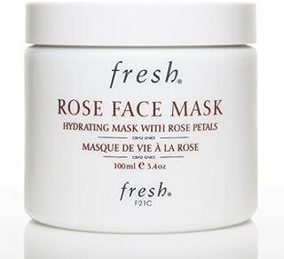 Fresh ROSE FACE MASK (フレッシュ ローズフェイスマスク) 3.4 oz (100g) by Fresh for Women