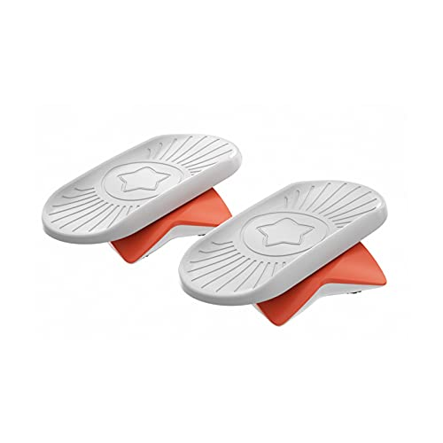 Opfury Balance Twist Wheel, Cintura Twister Plate, Twist Waist Disc Board, para Ejercicio Aeróbico Equipo De Ejercicio Aeróbico para Cintura Y Caderas