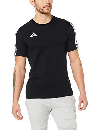 adidas Herren TIRO19 Tee T-Shirt, Black/White, XL