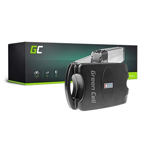 Green Cell® E-Bike Akku 36V 12Ah Li-Ion Pedelec Sattelakku Batterie mit Ladegerät