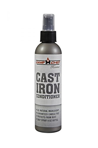 Camp Chef CAST IRON CONDITIONER SPRAY
